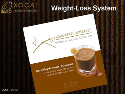 Xocai Quick Weight Loss Plan
