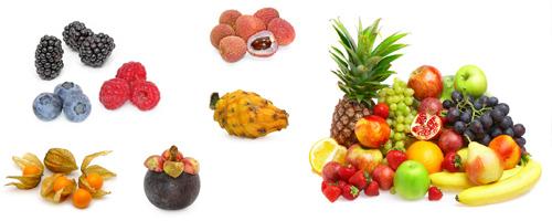 antioxidant fruit