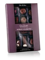 holiday chocolate gift baskets