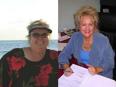 Weight Loss Jeanette Brooks