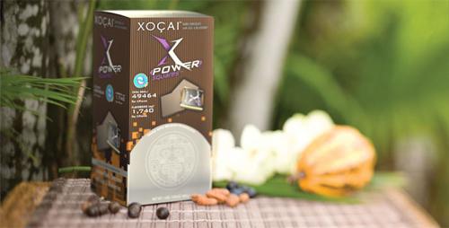 Xocai Power Squares