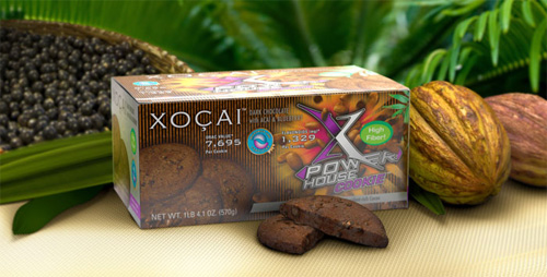 Xocai Powerhouse Cookies