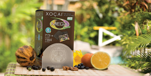 Xocai Omega Squares